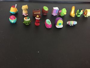 Shopkins Collectibles for Sale in Liberty Hill, TX