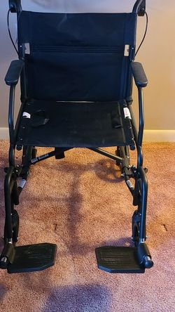 Equate Transport Wheel Chair for Sale in Williamsport,  PA