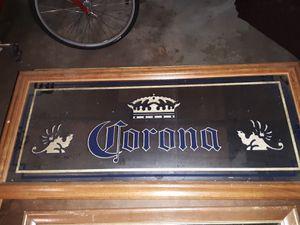 Corona picture mirror for Sale in Oshkosh, WI