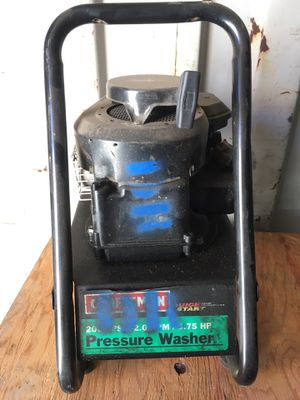 Craftsman pressure washer for Sale in Manteca, CA