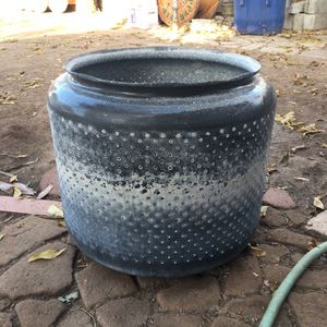 WASHER TUB NEW FIRE PIT AND A BARBECUER for Sale in Fresno, CA