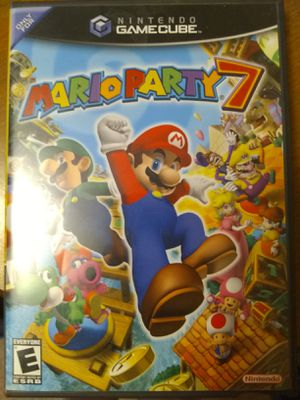 Mario Party 7 for Gamecube for Sale in Fort Wayne, IN