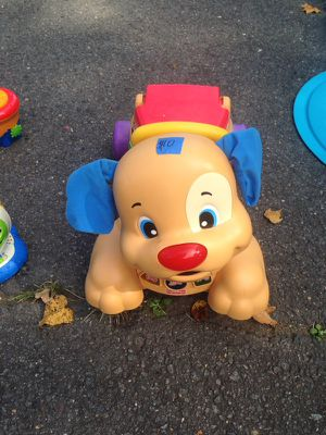 Baby toy with music for Sale in Vienna, VA