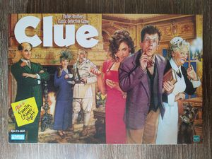 Clue - Classic Detective Board Game for Sale in Zephyrhills, FL