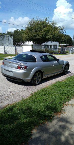 2004 Mazda Rx-8 for Sale in Tampa, FL