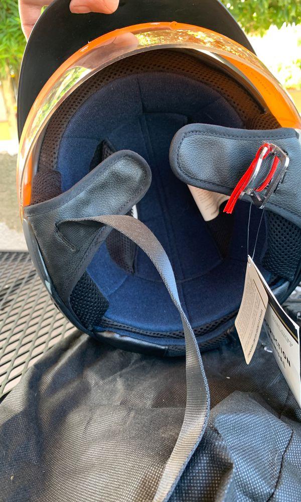 TMS helmet
