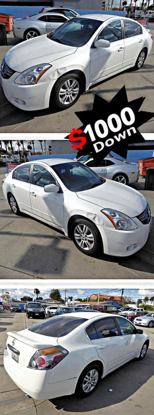 2012 Nissan Altima 2.5 S for Sale in South Gate, CA