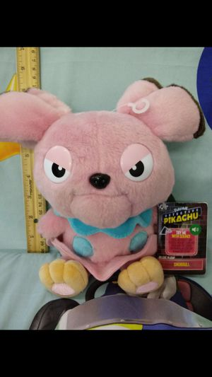 Snubbull Pokemon Plush for Sale in El Paso, TX