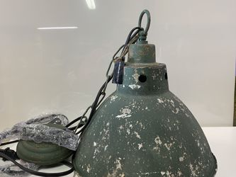 Industrial Style Hanging Lamp for Sale in Yorkville,  IL