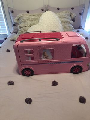 Barbie big bus camper for Sale in UPR MONTCLAIR, NJ