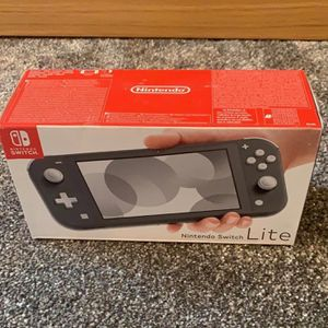 Brand New Nintendo Switch Lite + Glass Screen Protector for Sale in Hayward, CA