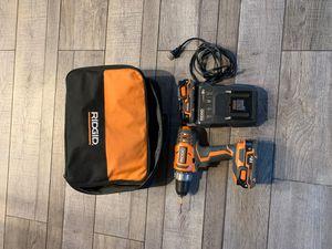 Ridged 18v drill for Sale in Marysville, WA