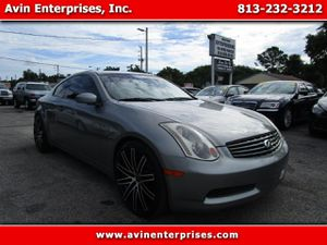2003 INFINITI G35 Coupe for Sale in Tampa, FL