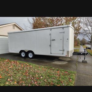 Enclosed Cargo Trailer for Sale in Tacoma, WA
