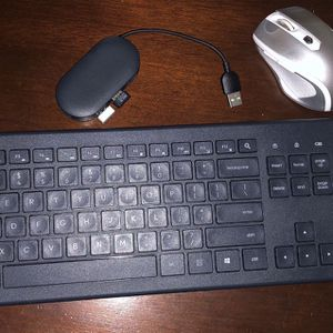 ONN Keyboard/Mouse/4 Port USB Hub for Sale in Fort Myers, FL