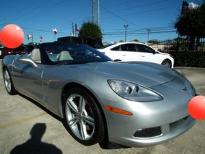 2010 Chevy Corvette $3,500 Down Payment for Sale in Houston, TX