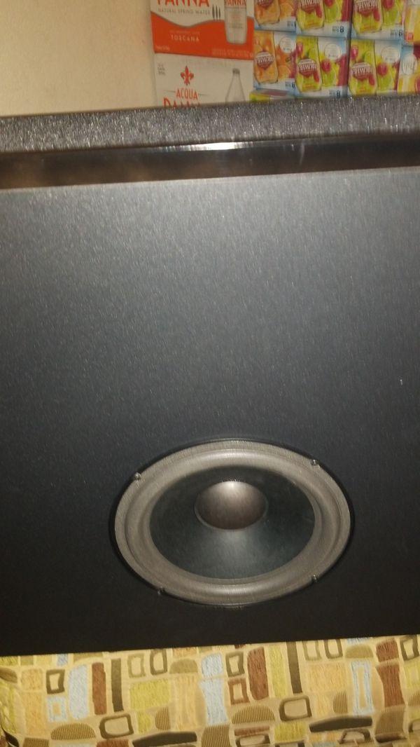 Surround sound by sonar $100 OBO trades?