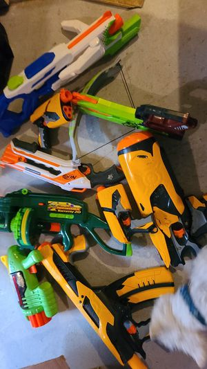 Nerf guns for Sale in Fort Collins, CO