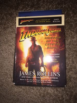 Indiana Jones (collection) 7 DVDS for Sale in Washington, DC