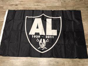 Al Davis Oakland raiders flag for Sale in Modesto, CA