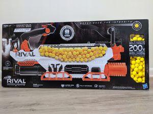 Nerf Gun - Rival Prometheus MXVIII-20K for Sale in Boca Raton, FL
