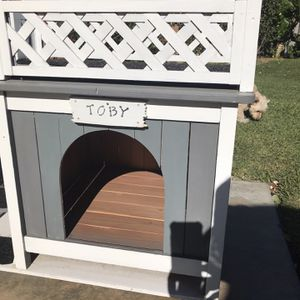 Dog 🐕 House with Wheels for Sale in Santa Ana, CA