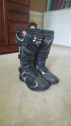 FOX Comp 5 MTX Boots Size 10-11 for Sale in Duvall, WA
