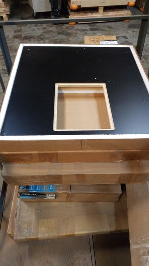 """Powermatic Wood Extension Table, 30-1/2"""" x 36"""" with Router Cutout, for PM2000 for Sale in Vista, CA"""