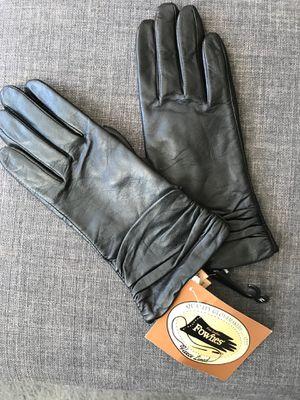 Leather gloves for Sale in Ashburn, VA
