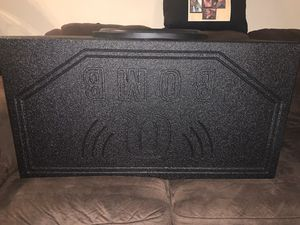 "15""box and Sub for Sale in Washington, DC"