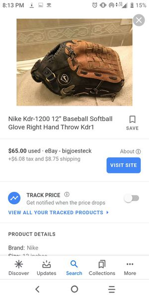 Baseball gloves Nike, Miken,Wilson for Sale in San Antonio, TX
