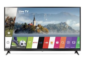 LG 55 inch 4K tv for Sale in St. Peters, MO