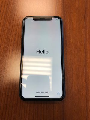 IPhone X 256gb. Previous labeled xr for Sale in Atlanta, GA