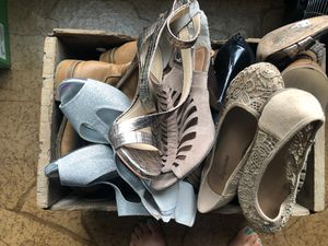 Shoes Free sizes8-9 for Sale in Buckley, WA