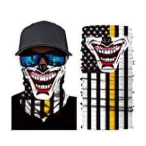 Skull Neck Gaiter Face Mask, for Sale in Barstow, CA