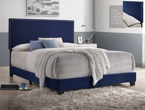New queen bed and mattress set for Sale in Amarillo, TX