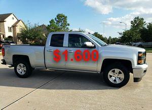 """✔🎊Automatic"""" 2014 Silverado Price$1600 for Sale in Arlington, VA"""