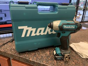 Makita 12V Drill for Sale in Pflugerville, TX