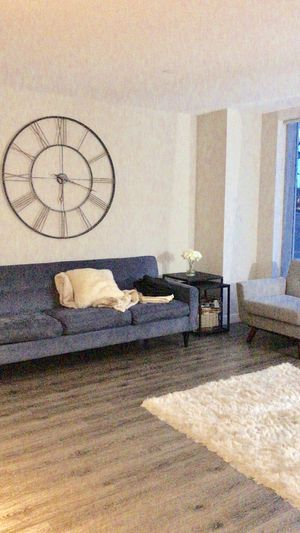 Boston Interiors Blue Sofa / Couch for Sale in Boston, MA