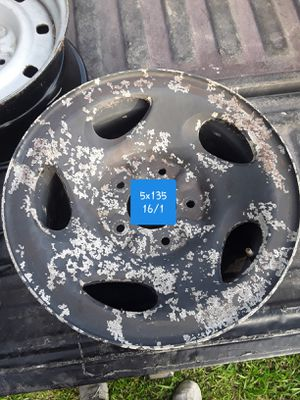5x135 Ford rim for Sale in GRANT VLKRIA, FL