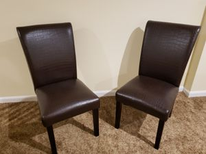Free chairs! Moving sale for Sale in Odenton, MD