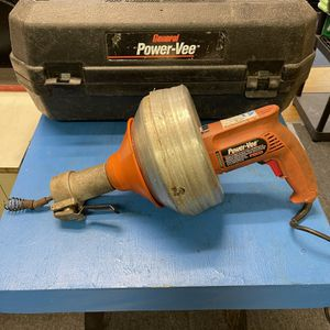 General Hand Held 25ft Pipe Cleaner for Sale in Newport News, VA