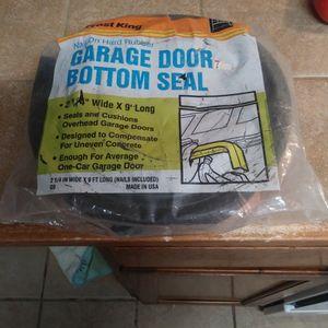 Garage Door. Bottom Seal for Sale in Virginia Beach, VA