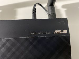 Asus wireless router for Sale in Roselle, IL