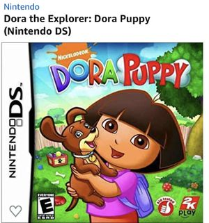 Dora Puppy- Nintendo 3DS for Sale in Queens, NY