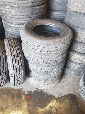 14 inch trailer tires for Sale in Rancho Cucamonga, CA