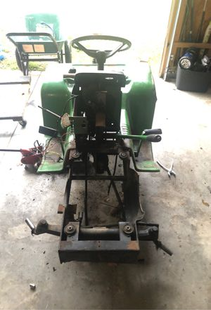 John Deere frame with steering still attached for Sale in Yorkville, IL