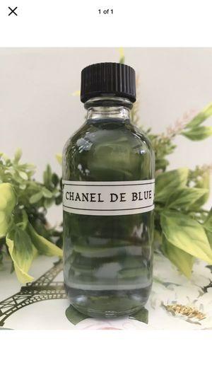 BLUE DE CHANEL MEN PERFUME OIL 60ml for Sale in La Mirada, CA