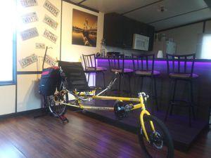 Longbike, touring bike, recumbet bicycle, No surly trek jamis connondale spezialiced giant for Sale in Davie, FL