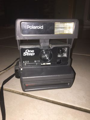 Polaroid One Step Original for Sale in Fountain Valley, CA